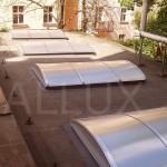 Kompletní demontáž a montáž nového světlíku ALLUX