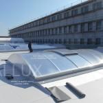 dodávka světlíků s nízkým prostupem tepla - ALLUX SANDWICH THERMO (Praha)