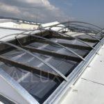 dodávka světlíků s nízkým prostupem tepla - ALLUX SANDWICH THERMO (Vetropack Nemšová - Slovensko)