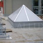 světlík ALLUX - pyramida